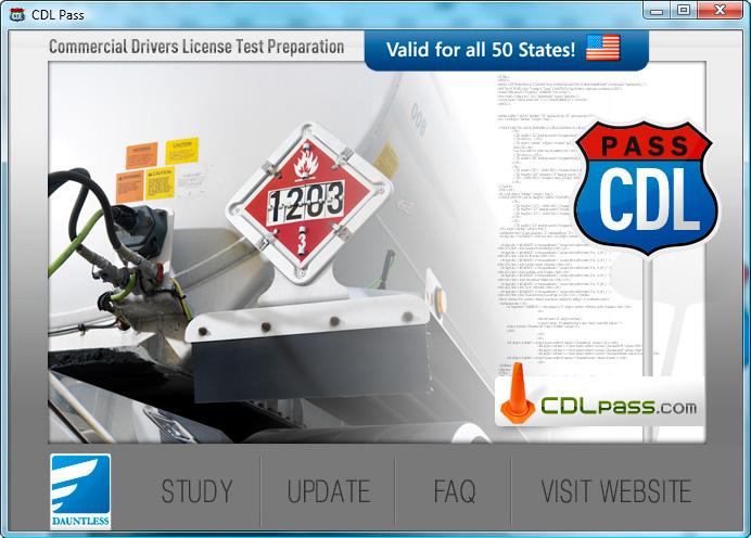 hazardous materials driver training course