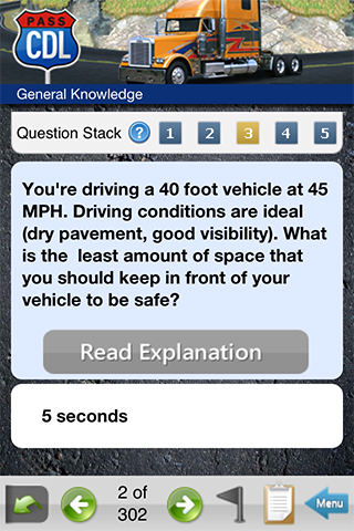 CDLPass - Inexpensive, Fast, and Effective CDL Permit Test ...